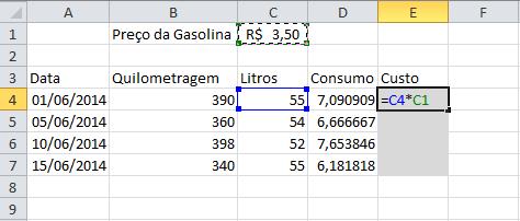 como copiar uma formula 3