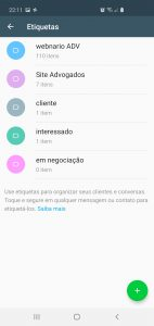 Como funciona o whatsapp business